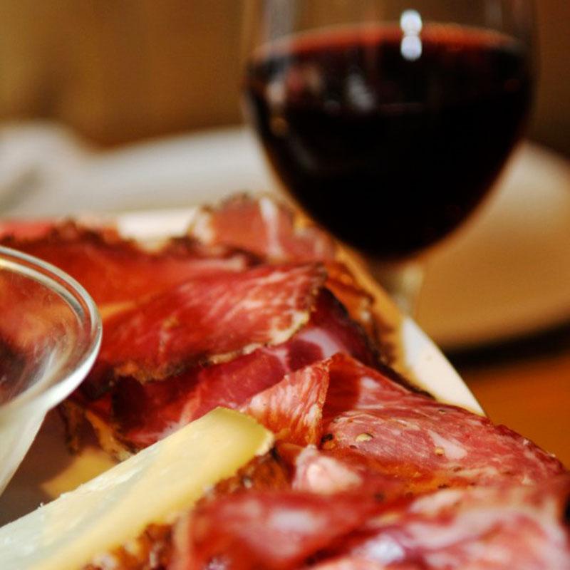degustazione salumi e vini